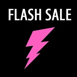 ♥️ HUGE FLASH SALE GOING ON TODAY CHECK IT OUT ♥️
